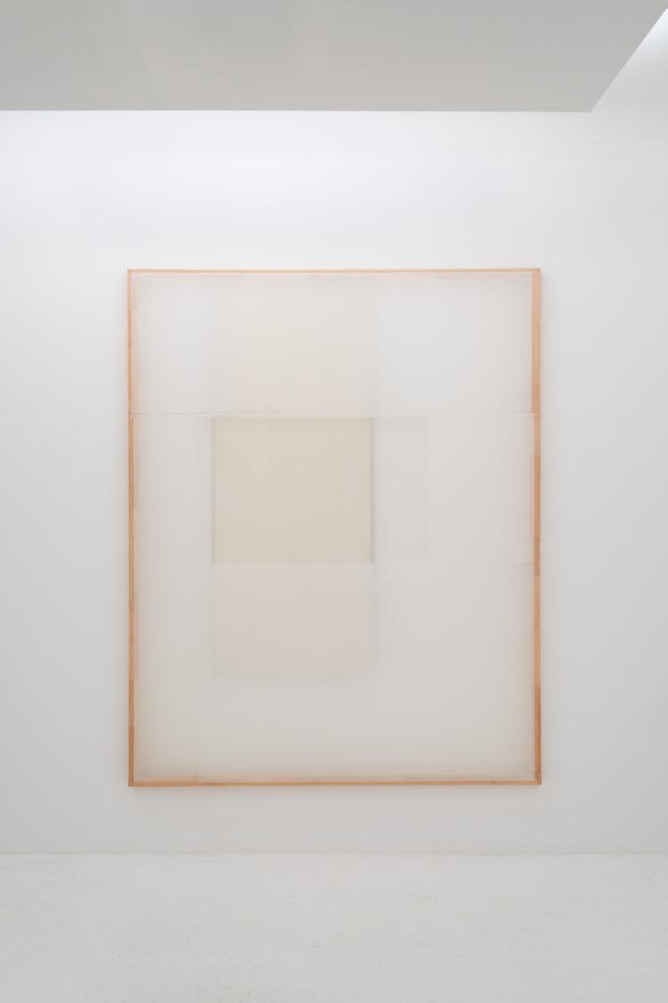 Installation view of Jaromir Novotný's Hong Kong exhibition (2017)