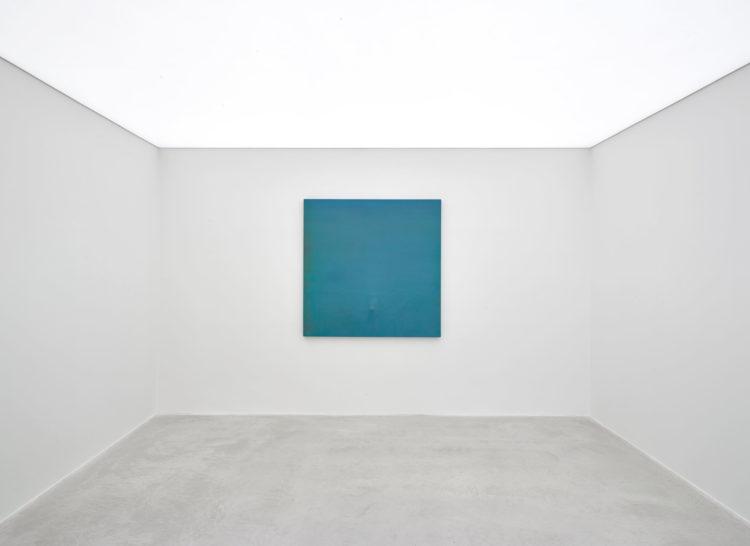 """Michel Mouffe (°Brussels, 1957), """"Liu Xao Bo"""", 2020, Acrylic on canvas, 140 x 140 cm"""