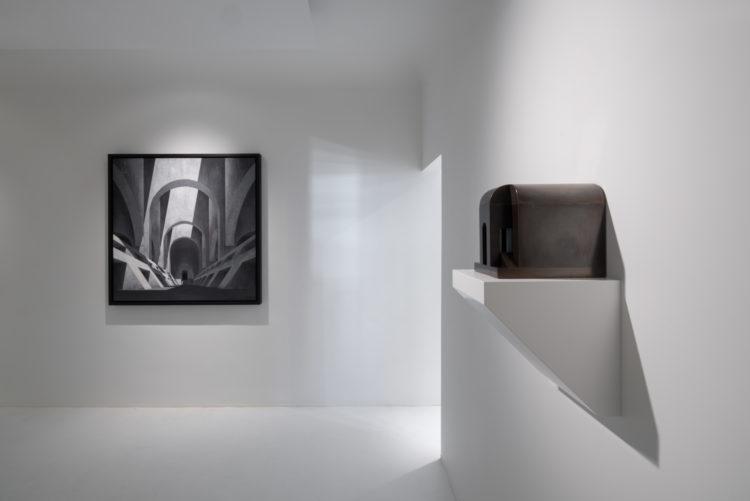 Installation view of Renato Nicolodi's Hong Kong exhibition
