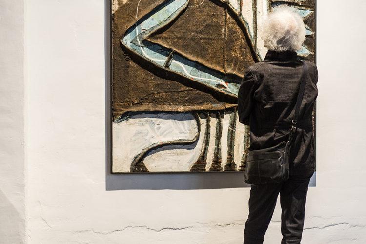 Installation view of Tsuyoshi Maekawa's exhibition (2016)