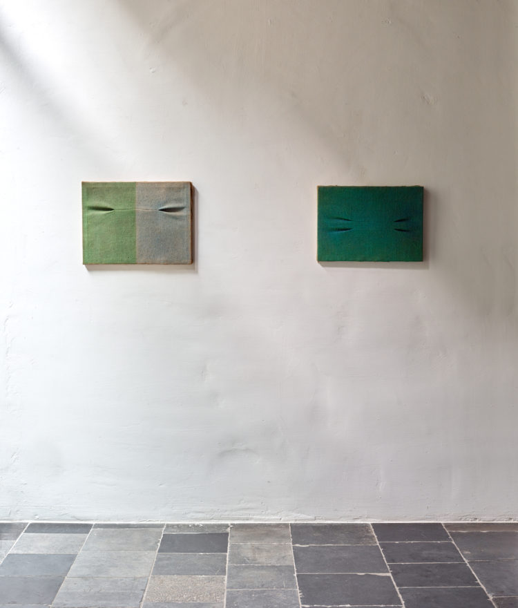 Installation view of Tsuyoshi Maekawa's work (2016)