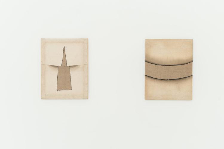 Installation view of Tsuyoshi Maekawa's work (2017)