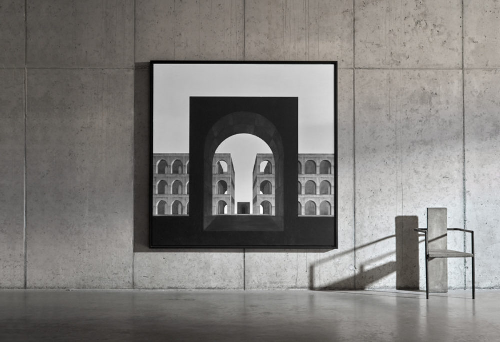 Installation view of 'TRANSCENDENTIUM I' byRenato Nicolodi at Axel Vervoordt Gallery