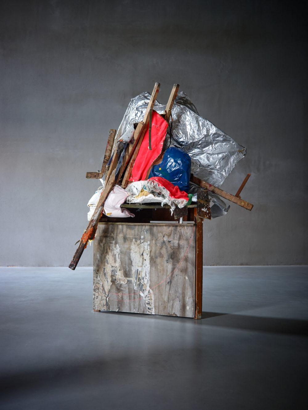 Installation view Mont Ventoux #37 at Axel Vervoordt Gallery