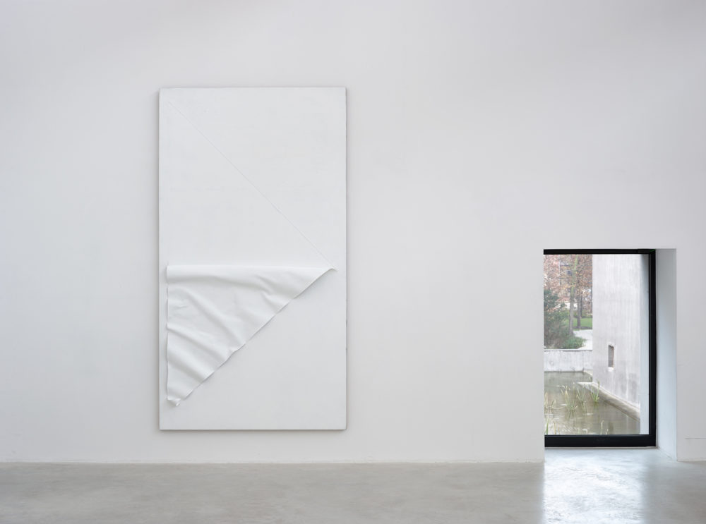 Installation view of Norio Imai's exhibition at Kanaal, 2019