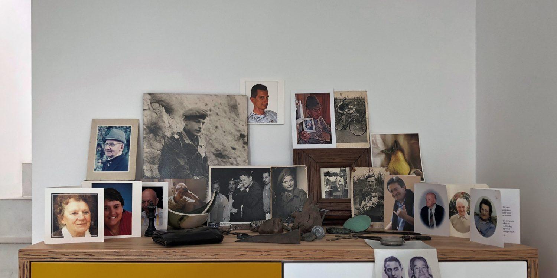 Lares familiares at Renato Nicolodi's house