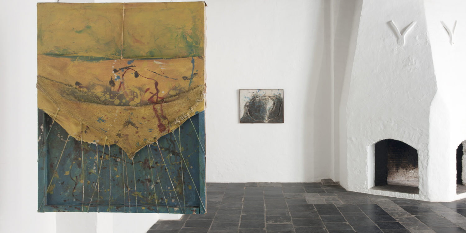 Installation view of Tsuyoshi Maekawa's Antwerp exhibition (2014)