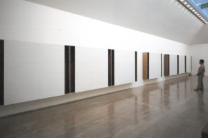 Installation view of 'Room No. 5', Art Tower Mito Museum, Mito, Japan, 1999