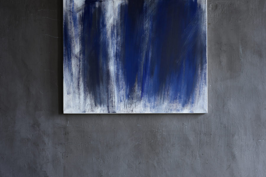 Nachtstimmen, 1995. Raimund Girke
