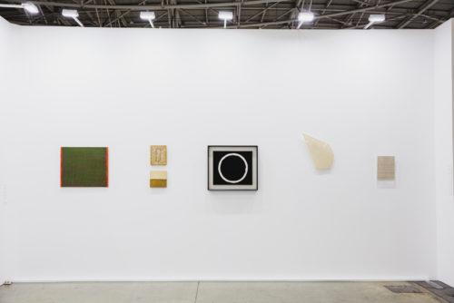 Works of Piero Dorazio, Tsuyoshi Maekawa, Jiro Yoshihara, Norio Imai and Roman Opalka, Axel Vervoordt Gallery at Taipei Dangdai 2020