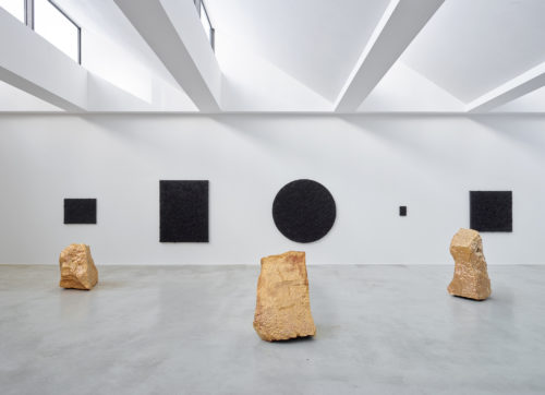 Bosco Sodi at the Patio Gallery, Kanaal