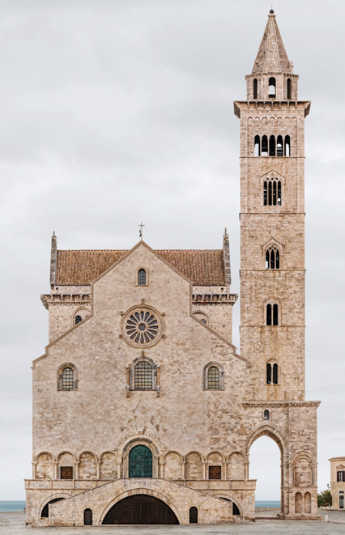 Trani, Cattedrale di San Nicola Pellegrino, 2014-18, Archival pigment print, 90 3/16 x 60 13/16 in., Image courtesy of the artist, 2018.1.6