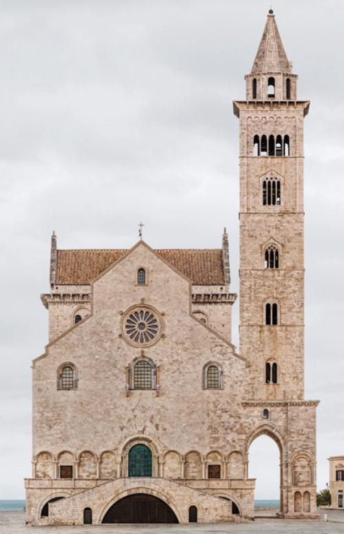 Trani, Cattedrale di San Nicola Pellegrino, 2014-18, Archival pigment print, 90 3/16 x 60 13/16 in., Image courtesy of the artist, 2018.1.6