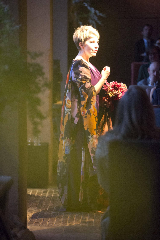 Live performance by mezzo-soprano Joyce DiDonato