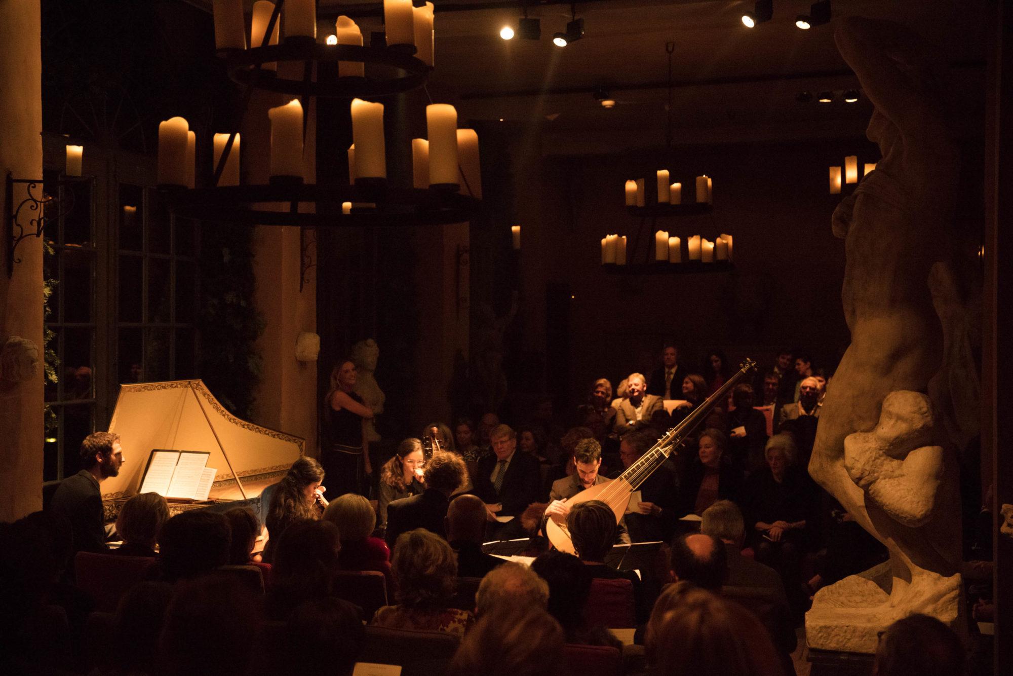 Inspiratum concert at the Castle of 's-Gravenwezel