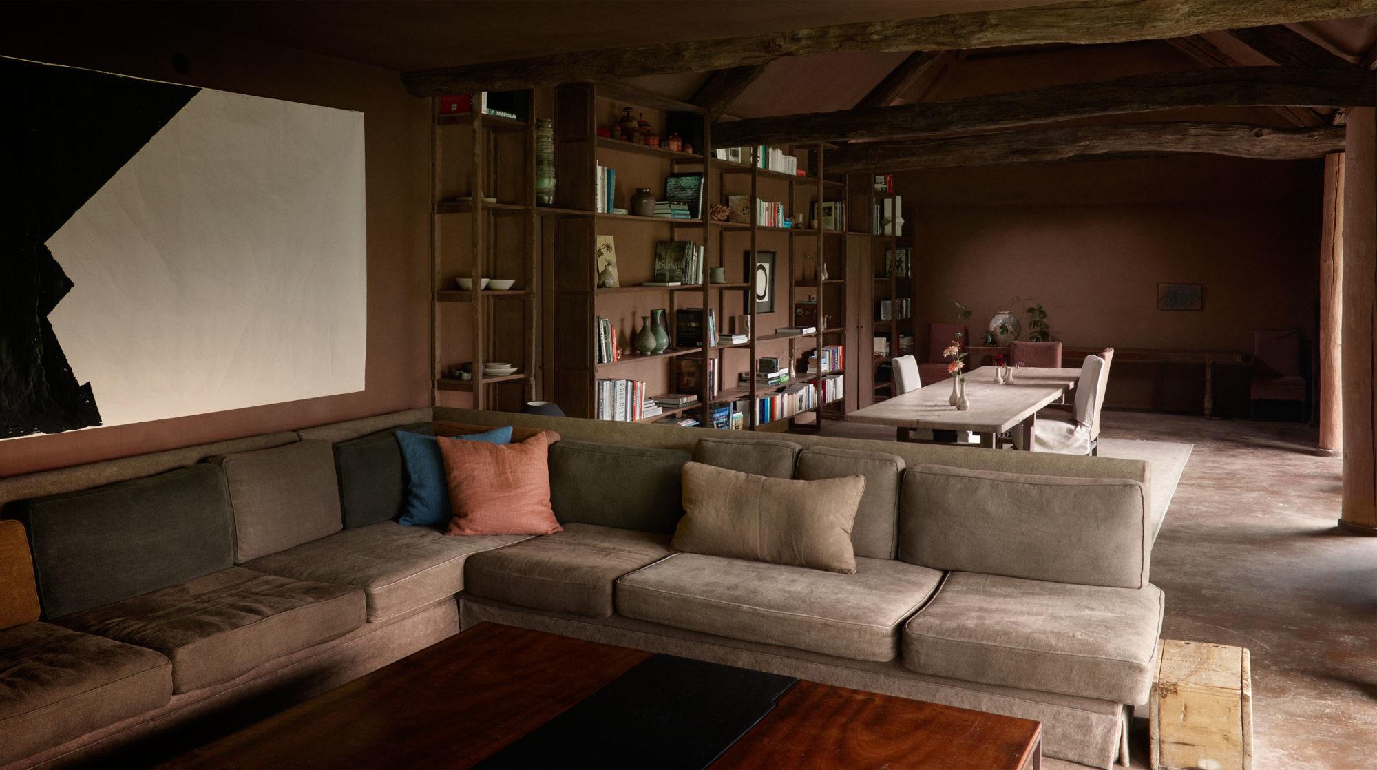 Wabi sitting room