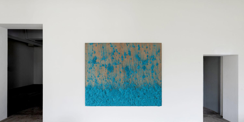 Untitled, Bosco Sodi (° Mexico City, 1970), Mixed media on linen, 180 x 210 cm